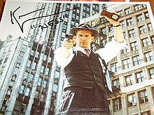 KEVIN COSTNER AUTOGRAPHED PHOTO