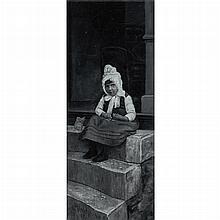 Cassius Marcellus Coolidge American, 1844-1934 A Peanut Feast, 1887