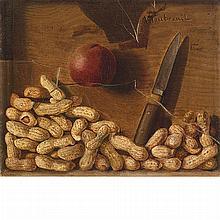 Victor Dubreuil American, 1880-1910 Fresh Peanuts, circa 1890