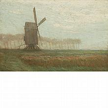 Charles Warren Eaton American, 1857-1937 Windmill