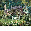 Abbott Fuller Graves American, 1859-1936 House and Garden (June Morning, Kennebunk), Abbott Fuller Graves, $6,000