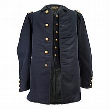 [CIVIL WAR] The War-era Union uniform of Captain Alfred Lacey Hough. A substantially complete Union Captain's uniform, 1860s...