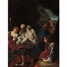 School of Annibale Carracci The Entombment of Christ