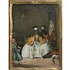Manner of Pietro Longhi Ladies Dressed for Carnival
