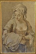 Jean-Baptiste Le Prince French, 1734-1781 Russian Girl