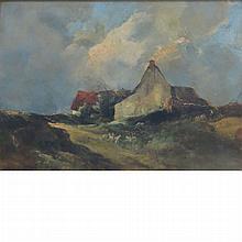 Antoine Vollon French, 1833-1900 Farm