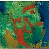 Hans Hofmann German, 1880-1966 Nebula (Self Portrait), 1944