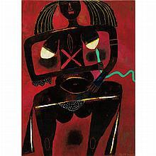Peter Aspell Canadian, 1918-2004 Cleopatra, 1989