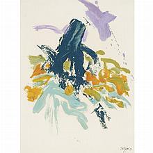 James Hiroshi Suzuki American, b. 1932 Untitled #2, 1960