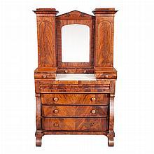 Classical Mahogany Dresser