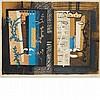 John Piper FOLIATE HEADS (LEVINSON 83) Color lithograph, John Piper, $300