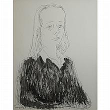 Tibor Gergely Hungarian, 1900-1978 Betty Parsons