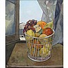 Charles Levier French, 1920-2003 Panier de Fruits
