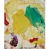 Hans Hofmann German/American, 1880-1966 Untitled, 1961, Hans Hofmann, $7,500