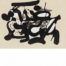 James Brooks American, 1906-1992 Untitled, 1977