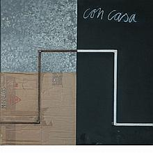 Rainer Krause German, b. 1957 Con Casa, 1993