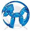 Jeff Koons BALLOON DOG (BLUE) Metallic porcelain multiple