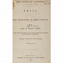 [AMISTAD] Argument of Roger S. Baldwin, of New Haven, Before the Supreme Court of the United States, in the Case of the United State...