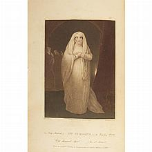 [THEATRE-COLOR PLATE] D.[ANIEL] TERRY. British Theatrical Gallery, a Collection of whole length portraits, with biographical no...