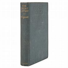 FITZGERALD, F. SCOTT The Great Gatsby. New York: Scribner's, 1925. First edition, first printing with the following points:...
