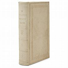 REMARQUE, ERICH MARIA Im Westen Nichts Neues. Berlin: Propylaen Verlag, 1929. First edition. Modern full white leather gilt....
