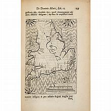 [MARITIME LAW] SELDEN, JOHN. Mare clausum seu de dominio maris libri duo... London: Richard Meighen, 1635. First edition. 20...