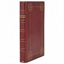 [GUILD OF WOMEN BINDERS] PEAKE, R. B. Seymour's Humorous Sketches comprising ninety-two caricature etchings... London: Georg...