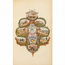 [COLOR PLATE] NIMROD [=APPERLEY, CHARLES J.] . The Life of a Sportsman.