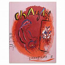 [CHAGALL, MARC] CAIN, JULIEN. The Lithographs of Chagall 1957-1962.