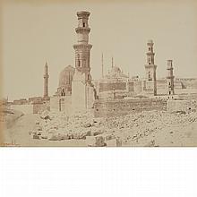 LE GRAY, GUSTAVE (1820-1882) Le Caire. Egypte.