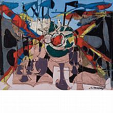 Claude Venard French, 1913-1999 Still Life