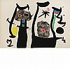 Joan Miro LES COQUILLAGES Color lithograph