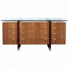 Vladimir Kagan German/American, b. 1927 Limbus Cabinet, Model 7401, designed 1974