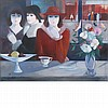 Charles Levier French, 1920-2003 Le Bar