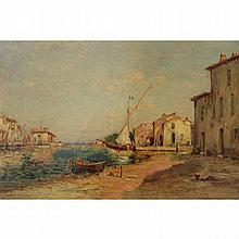 Charles Malfroy French, 1862-1918 Environs de Toulon