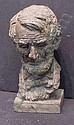 Jo (Joseph) Davidson American, 1883-1952 BUST OF ABRAHAM LINCOLN