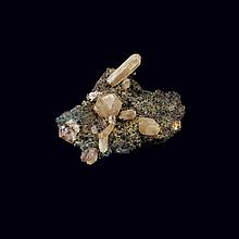 Cerussite, Tsumeb Nambia Southwest Africa