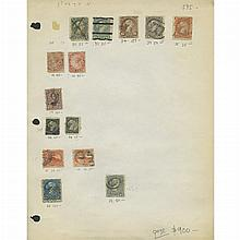 Canada Postage Stamp Collection