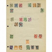 Denmark Postage Stamp Collection