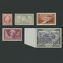 France 1849 to 1960 Stamp Collection