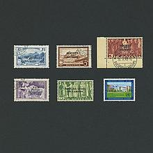 Switzerland League of Nations Etcetera Collection
