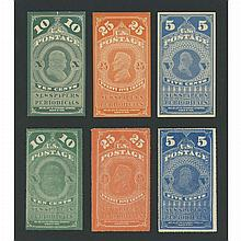 United States Newspaper Stamps