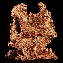Golden Raw Copper
