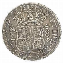 Spain Pillar Dollar