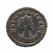 Roman Empire Magnia Urbica Antoninianus S. 349