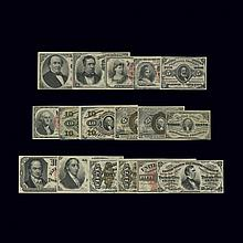 United States Fractional Currency