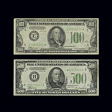 United States Small Size Bank Note Group