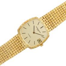 Gentleman's Gold Wristwatch, Vacheron & Constantin