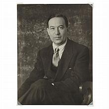 ABBOTT, BERENICE (1898-1991) Paul Morand.