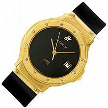 Gold Wristwatch, Hublot